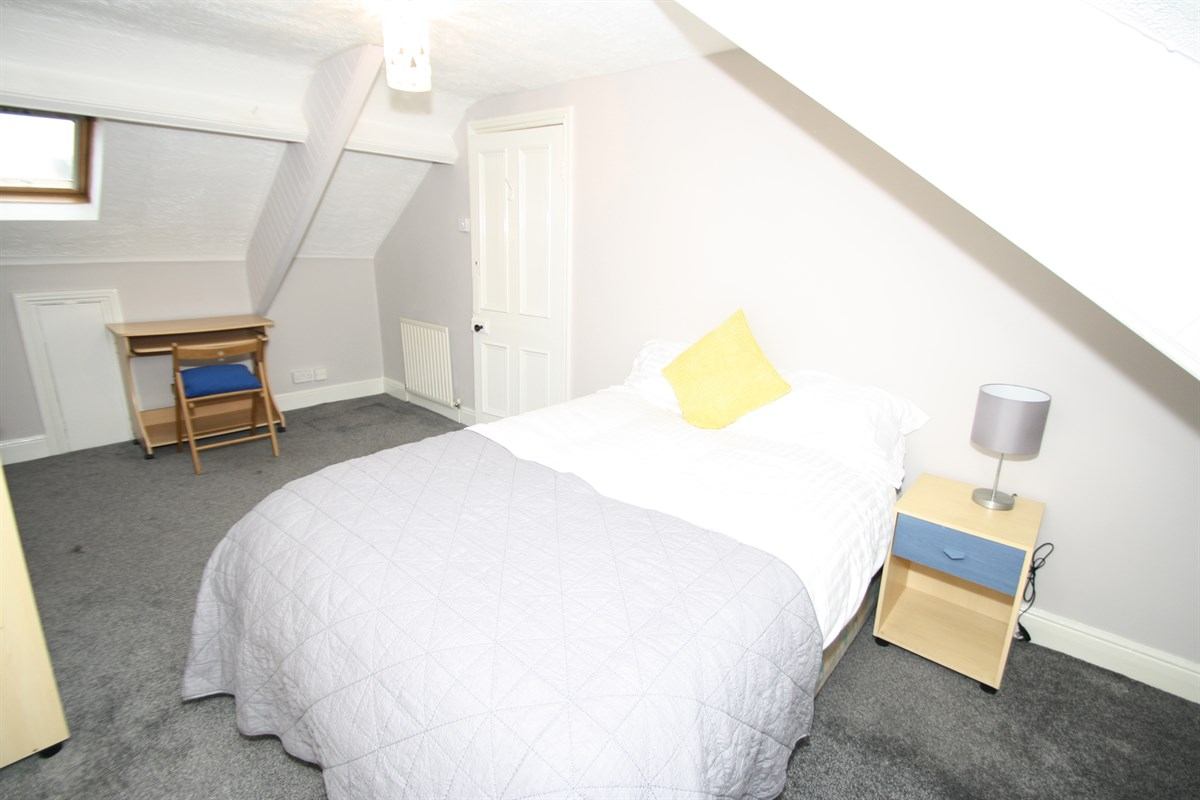 2nd Floor Bedroom Available Room 3 In A 4 Bed Maisonette